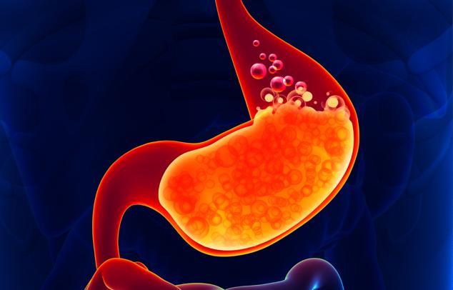 A gyomorsav elképesztően erős vegyület, pont azért, hogy szinte mindent képesek legyünk megemészteni